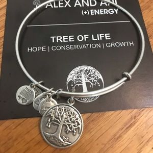Tree of Life Alex and Ani Bracelet